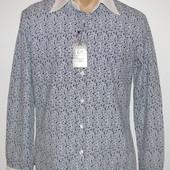 Мужская рубашка. Пр-во Турция. Размер M.