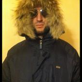 Теплейшая куртка на пуху Diesel (S/M) Оригинал!!!