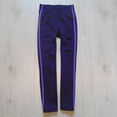 Спортивные штаны для девочки. Цвет - фиолетовый. Domyos. Размер 8 лет. Состояние: отличное