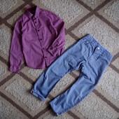 Фирменная одежда на мальчика 9-13л