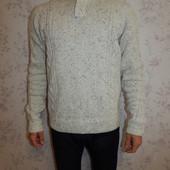 George свитер с горлом тёплый стильный модный рМ