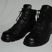 Ботинки Ecco 39,5 (26,3 см)