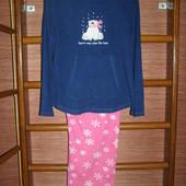 Пижама флисовая,женская, размер М