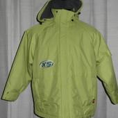 Акция!!! Куртка тёплая подростковая р.152. Состояние отличное!