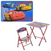 Детская парта-столик DT 19-11 Тачки Маквин