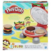 Play-Doh Бургер гриль от Плей-до. В наличии!