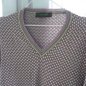Etro мужской свитер 100% коттон M-L-размер. Оригинал. Италия