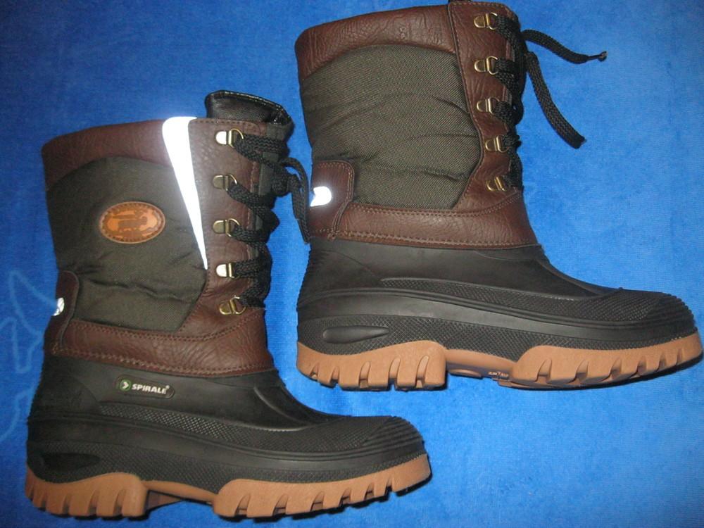 Сапоги-термо Spirale Raw terrain boots. производитель EU  оригинал! фото №1