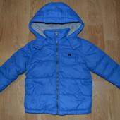 Куртка на 5-6 лет Tu