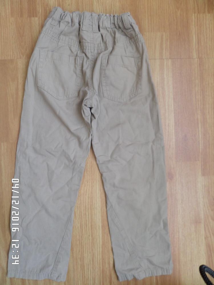 George тонкі коттонові штани 104-110см фото №1