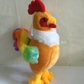 Мягкая игрушка Петушок 25см
