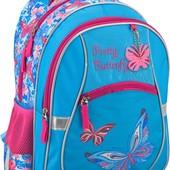 Рюкзак школьный Kite 523 Pretty Butterfly 31814