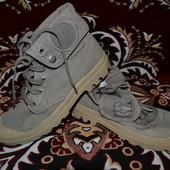 Ботинки тканевые Palladium