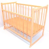 Кроватка детская деревянная №1