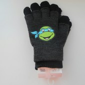 Новые перчатки на мальчика 4-8 лет H&M