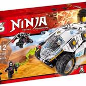 """Конструктор Ninja Sy590 """"Титановый вездеход"""" 360 дет"""