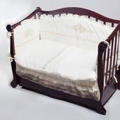 Крутая кроватка-диванчик Амелия+ подарок!