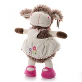 IF76 М'яка іграшка овечка 40 см