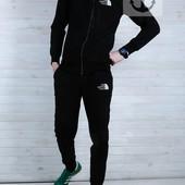 Мужской спортивный костюм на молнии, весна