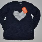 Очень красивая и модная кофта, свитер для девочки от Free Style Kids из Испании