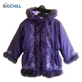 Зимняя куртка Big Chill (США) на 5-6 лет
