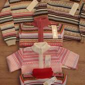 Стильные свитера,кардиганы и кофты  от Дайс от 92 до 134 размера