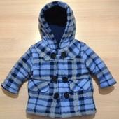 Демисезонное пальто для мальчика на 0 3