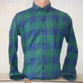 Мужская тёплая рубашка Sayfa, Турция. 4 цвета.