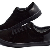 Кеды зимние Multi Shoes Black