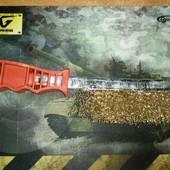 Щетка по металлу (металу). Металлическая с пластмассовой ручкой новая опт