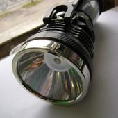 Светодиодный фонарь Yajia YJ-2892 аккумуляторный