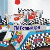 Подростковое и полуторное детское постельное бельё ТМ Уютный дом