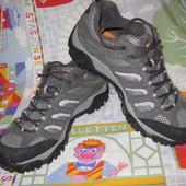 Новые кроссовки ботинки кеды (оригинал) Merrell Moab Ventilator Beluga/Lilac 41раз. (26-27см)