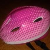 Шлем защитный для девочки 4-10лет