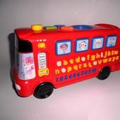 Музыкальный обучающий автобус Vtech