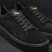 Мужские кроссовки Puma Creepers all black