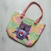 Новая шикарная трендовая сумка для девушки. Внутри два отделения