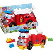 Игровая пожарная машина Mega Bloks