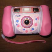 От 3 лет Цифровой фотоаппарат Vtech Kidizoom с видео записью, Америка