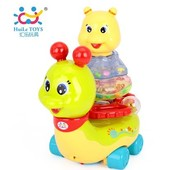 """Huile Toys """"Сверкающая улитка"""""""