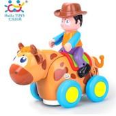 "Huile Toys ""Ковбой на диком быке"""