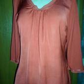 Красная блузка, размер 14