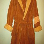 Шикарнейший, тёплющий, пушистый халат Sofi lux. Размер xxxl маломерит.