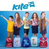 Рюкзаки Kite для начальной и старшей школы
