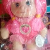 Мягкая кукла Даша ,поёт