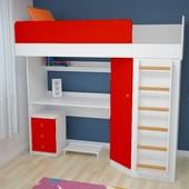 Мебельный комплект с угловым шкафом