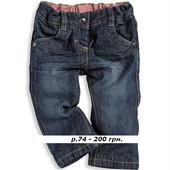 Штаны (джинсы,брюки, ползунки) мальчикам до 2 лет Германия
