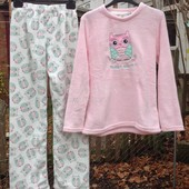 Женская флисовая пижама. Размер S . Primark