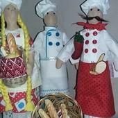 Тематические куклы ручной работы