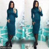 Повседневные стильные женские платья